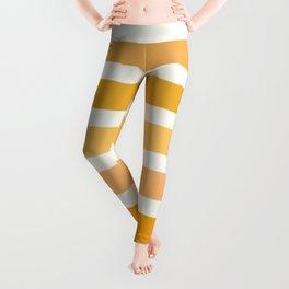 Sunburst Art Print Leggings