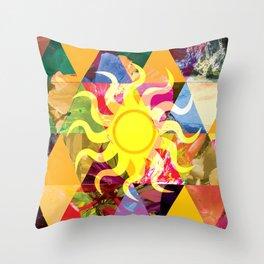 Sunny & Seventy-Five Throw Pillow