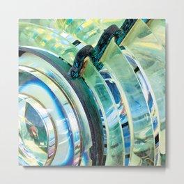 Lighthouse Light Metal Print