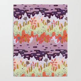 Crystal Forest Poster