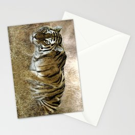 Ready to pounce. Stationery Cards