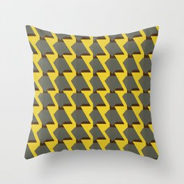 Color Series 001 Throw Pillow