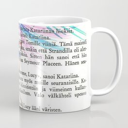 Parrot Hair Coffee Mug