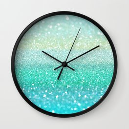 Tidal Wave Wall Clock