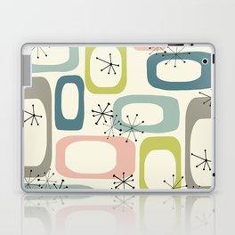 Mid Century Modern Shapes #society6 #buyart Laptop & iPad Skin