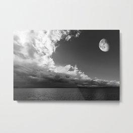 Moonlight Enchantment Metal Print