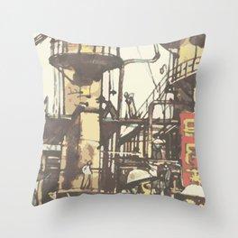 Wuhan Throw Pillow