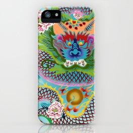 Love DRAGON iPhone Case