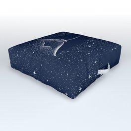 Star Collector Outdoor Floor Cushion