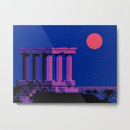The Lost Sanctuary of Delphi Metal Print