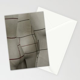 manikin 40 Stationery Cards