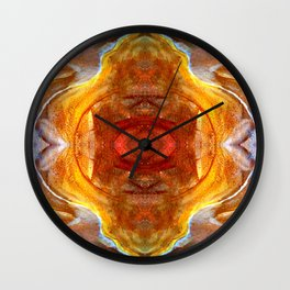 Glory's Seat Wall Clock