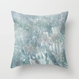 Mermaid A Throw Pillow