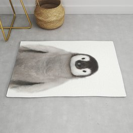 Baby Penguin Rug