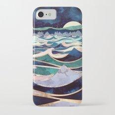 Moonlit Ocean iPhone 8 Slim Case