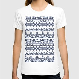 Stripes Mandala T-shirt