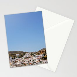 Lindos II Stationery Cards