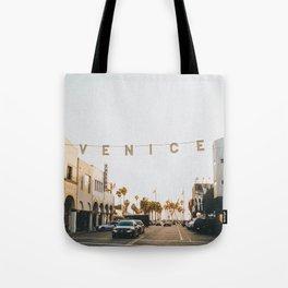 venice / los angeles, california Tote Bag