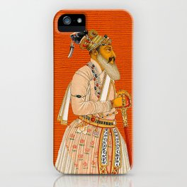 Before Hipsters iPhone Case