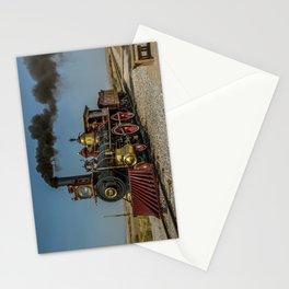 UP 119 Golden Spike Utah Steam Locomotive Historic Train Stationery Cards