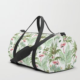 Flamingo Duffle Bag