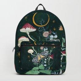 Mushroom night moth Backpack