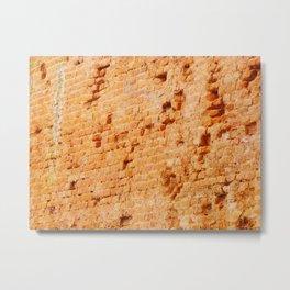 Wall II Metal Print