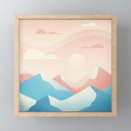 Landscape Series 26 Framed Mini Art Print