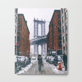 New York City 03 Metal Print