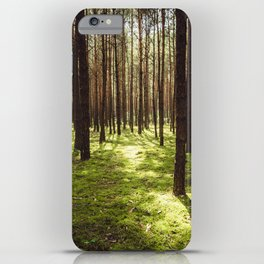 FOREST - Landscape and Nature Photography iPhone Case