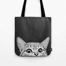 You asleep yet? Tote Bag