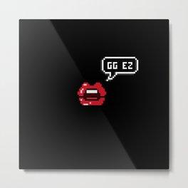 GG EZ Metal Print