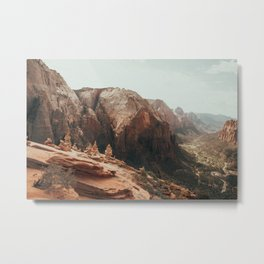 When We Remembered Zion Metal Print