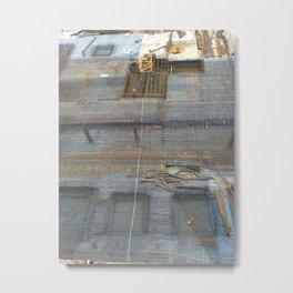 UnderConstruction001 Metal Print