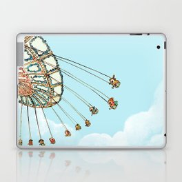 La Fete Foraine Laptop & iPad Skin