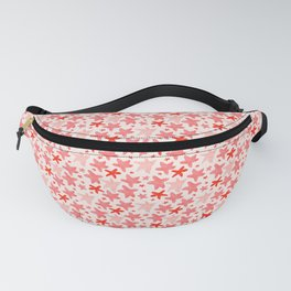 Jumping Starfish, in pink Fanny Pack