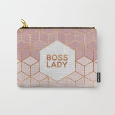 Boss Lady / 2 Carry-All Pouch