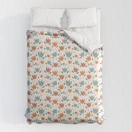 Natalia's Tulips Comforters
