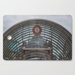 Glasgow city Cutting Board