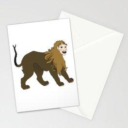 Joyful Manticore Stationery Cards
