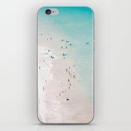 beach - summer love II iPhone Skin