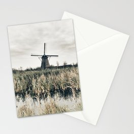Traditional Dutch Windmill Stationery Cards
