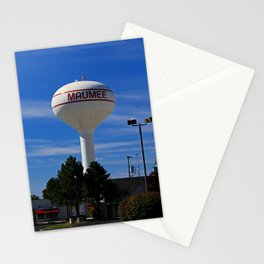 Maumee Water Tower Stationery Cards