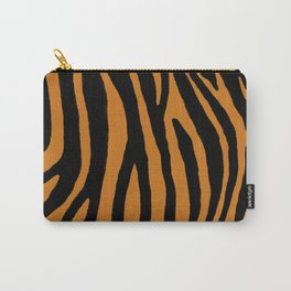 Tiger Stripes Pattern Carry-All Pouch