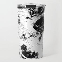 Shogun Assasin Travel Mug