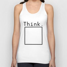 Outside the Box Unisex Tank Top