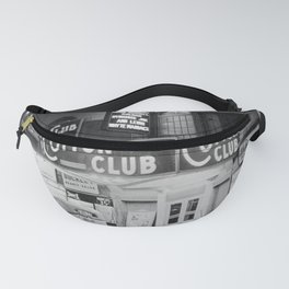 African American Harlem Renaissance Cotton Club Jazz Age Photograph Fanny Pack