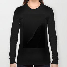 BLACK SAND BEACH Langarmshirt