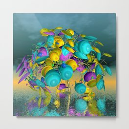 fancy tree for you -1- Metal Print