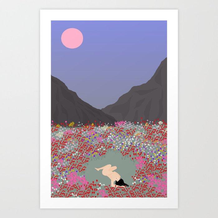 Tulips Kunstdrucke